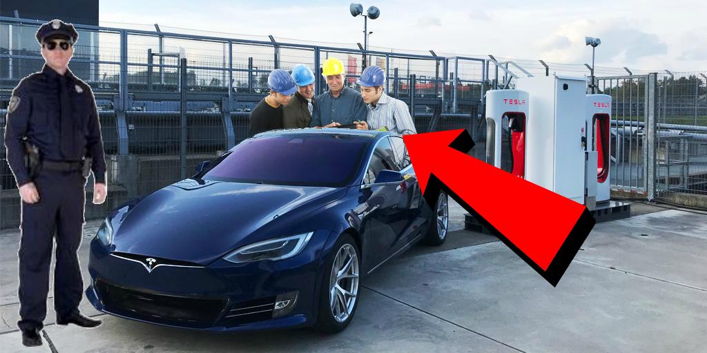 Porsche Taycan Engineers Caught Looking for Electric Racing Fuel