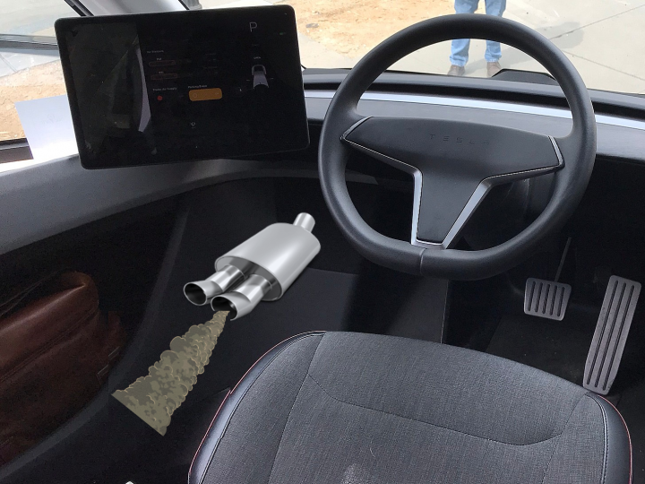 "Tesla to announce ""Redneck"" trim for Tesla Cybertruck"
